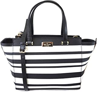 Kate Spade Small Annelle Arbour Hill Printed Bonbonstripe