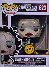 Funko POP! Movies: The Texas Chainsaw Massacre - Leatherface [Pretty Woman Mask] #623 - Chase Variant H.T. Exclusive! [Extremely Rare!]