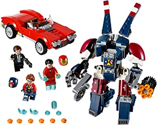 Best lego super heroes iron man detroit steel strikes 76077 Reviews
