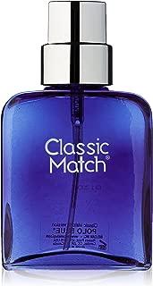 Classic Match, version of Polo Blue, Eau de Toilette Spray for Men