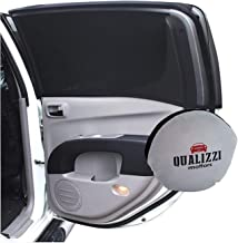 XXL-Size/Car Window Sun Shades for SUVs up to 45 x 23 inches. for Back Seat Windows Sun Protection2-Pack