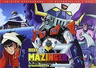 Mazinger Z Box 8. [DVD]