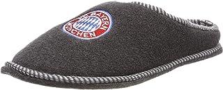 FC Bayern München Pantuflas/Pantuflas/Zapatillas de Fieltro con Bordado Escudo de Club FCB