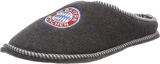 FC Bayern München - Pantuflas de fieltro con escudo del FC Bayern München