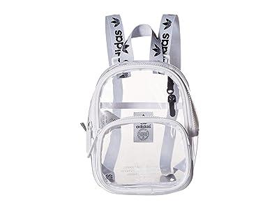 adidas Originals Originals Clear Mini Backpack (White) Backpack Bags