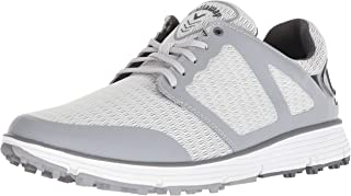 Callaway Men's Balboa Vent 2.0 Golf Shoe Light Grey 13 M US