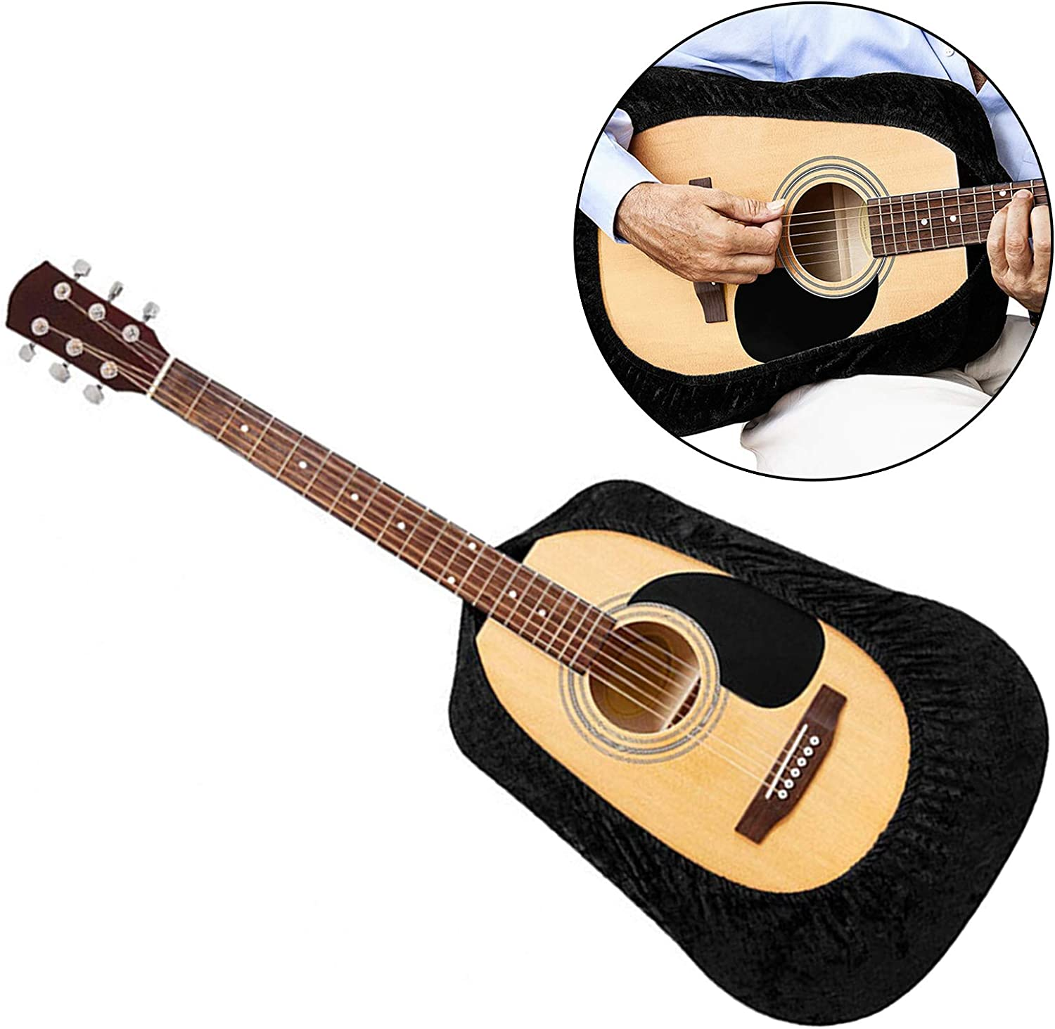 OhhGo Guitar Cover Gig Bag Easy-to-use Sl Protector Protective Don't miss the campaign