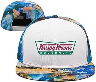 571b9e6906af9 UONDLWHER Adjustable Unisex Krispy-Kreme-Donuts- Cap Low Profile Visor Hats