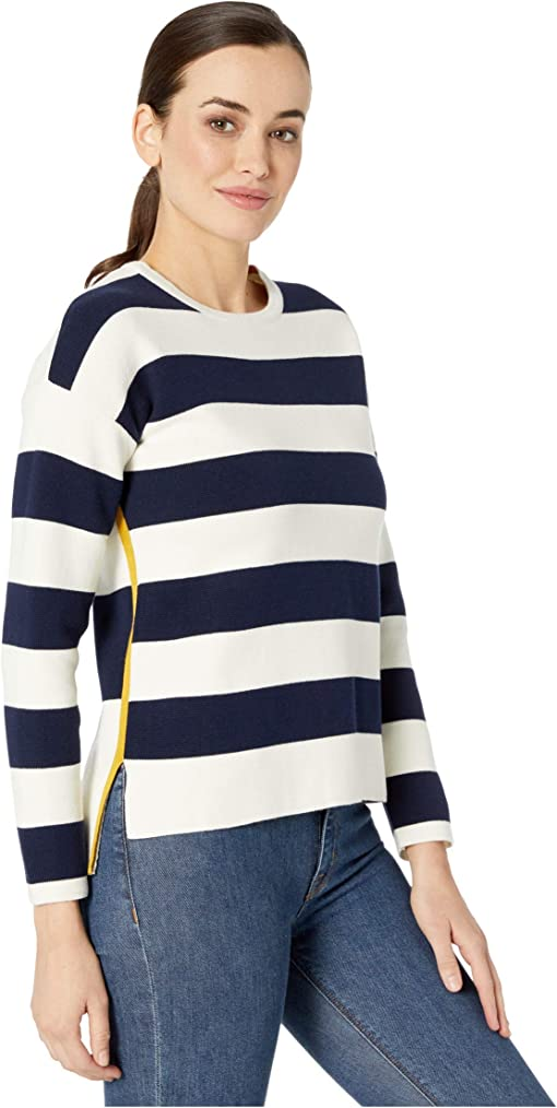 French Navy Stripe