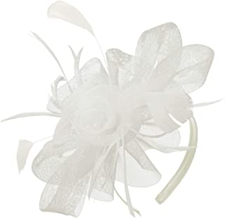 hats and fascinators for short hair