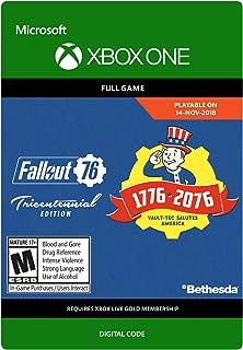 Fallout 76 Tricentennial Edition Tricentennial - [Xbox One Digital Code]