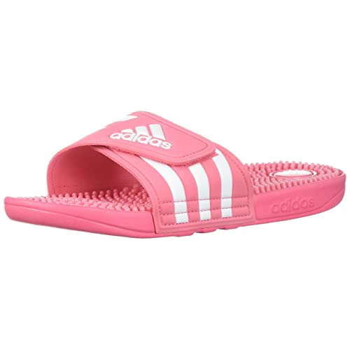 low priced 06d9d 2bb94 adidas Womens Adissage W Slide Sandal