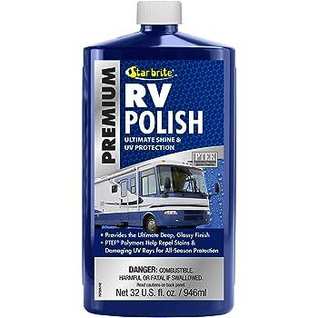 Star brite Premium RV Polish w/PTEF (75732) Ultimate Wax - 32 oz