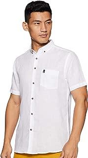 Red Tape Men's Solid Regular fit Casual Shirt