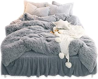 Best shearling bedding set Reviews