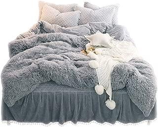 soft fleece duvet set