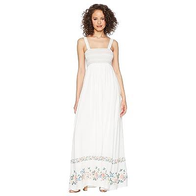 Show Me Your Mumu Eliana Maxi Dress (Once Upon A Flower Embroidery) Women
