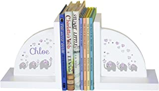 Best personalized wooden bookends Reviews
