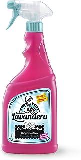 La Antigua Lavandera Spray Oxigeno Activo - 8 Recipientes de 750 ml - Total: 6000 ml