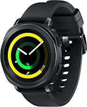 "Samsung Gear Sport smartwatch Nero SAMOLED 3,05 cm (1.2"") GPS (satellitare) [Versione Spagnola]"