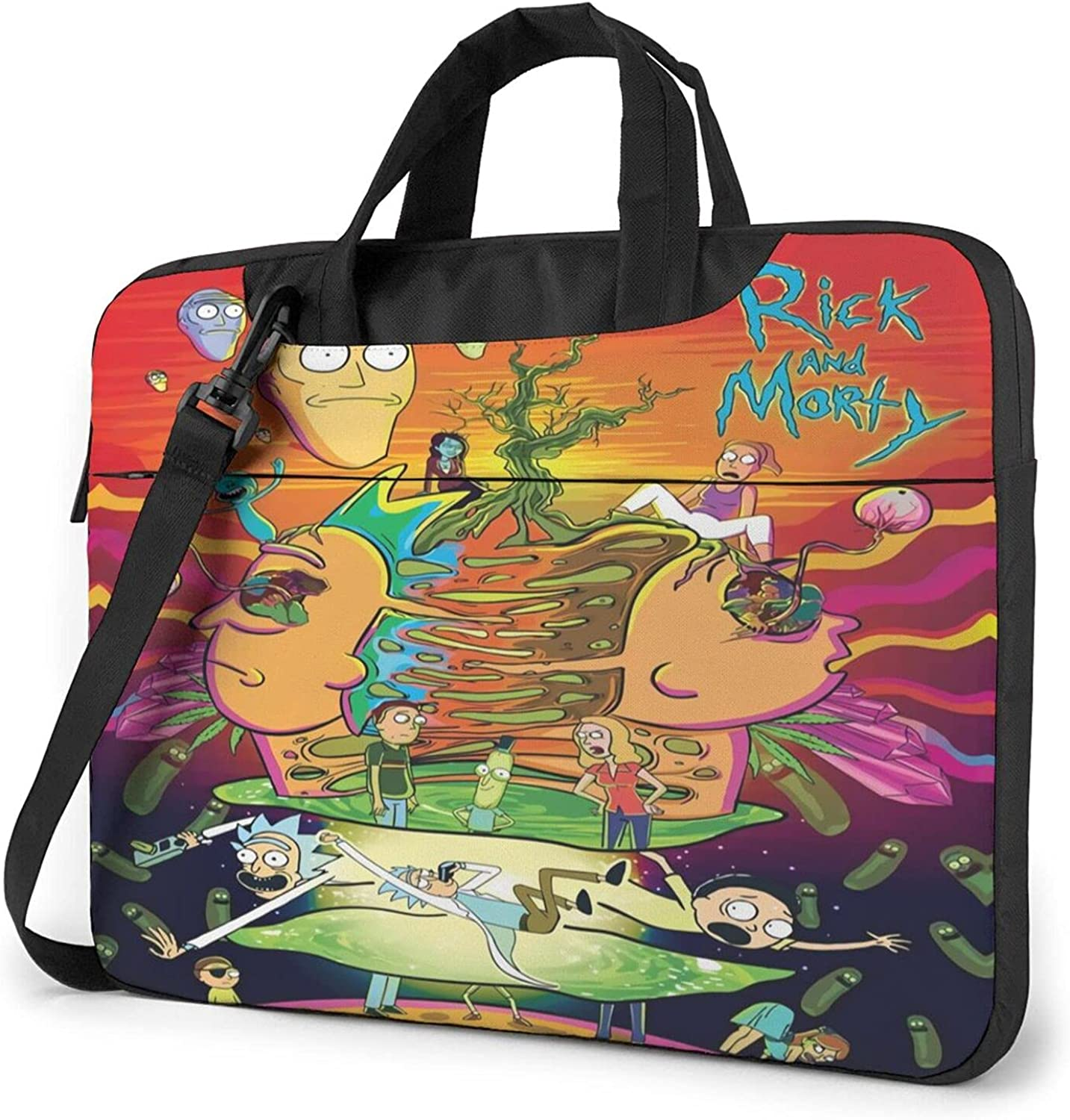 Rick And Morty Laptop Case Compatible Noteb Macbook With NEW before selling ☆ Pro In a popularity Air