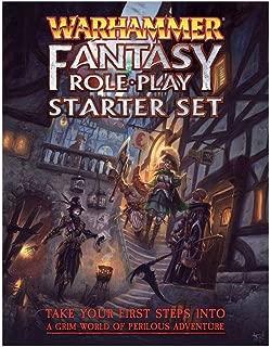 Warhammer Fantasy Roleplay 4e Starter