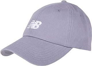 Men's and Women's Athletic 6-Panel Curved Brim Nb Classic Hat, Multi-Color Adjustable Cap
