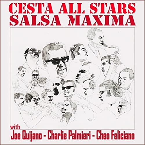 Delirio Remastered Feat Cheo Feliciano By Cesta All Stars On