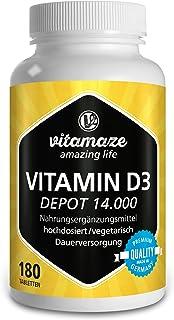 Vitamaze® Vitamina D3 14.000 UI Altamente Concentrada (Dosis