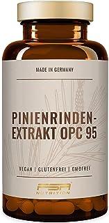 Pinienrindenextrakt 450 mg, 95% OPC = 427,5 mg, Preis-Leistungs-Sieger 2020*, 90 Kapseln,..