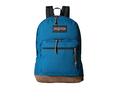JanSport Right Pack (Blue Jay) Backpack Bags