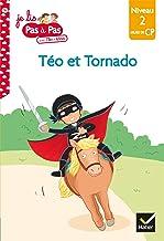 Téo et Nina CP Niveau 2 - Téo et Tornado (Je lis pas à pas t. 16)