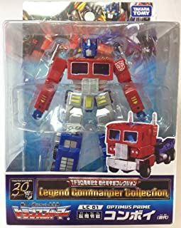 LC-01 Total Commander Convoy (first generation) [30 anniversary commemoration Transformers Chronicles commander collection]