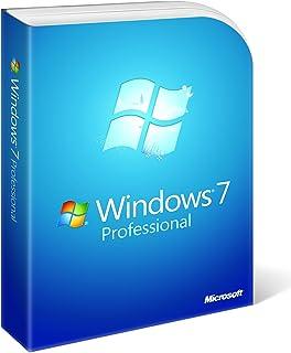 Windows 7 Professional 32/64 Bit englisch