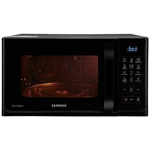 Samsung 28 L Convection Microwave Oven (MC28H5033CK, Black)