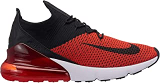 Air Max 270 Flyknit - Mens Chili Red/Black/Challenge...