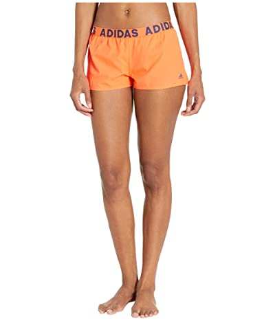adidas Beach Shorts Swimwear (App Solar Red) Women