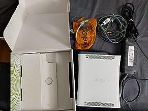Microsoft Xbox 360 20 GB Console Branco