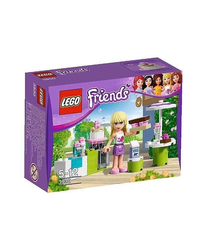 怒るディスクおじさんレゴ (LEGO) フレンズ アウトドアベーカリー 3930