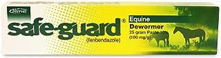 Safeguard Horse Dewormer - 25 Gm