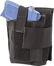Elite Survival Systems Hide-Away Ankle Wallet with Holster HSWH Hide-Away Ankle Wallet with Holster Black