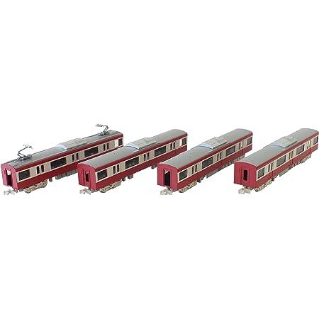 グリーンマックス Nゲージ 京急新1000形 2次車 増結用中間車4両セット 動力無し 30299 鉄道模型 電車