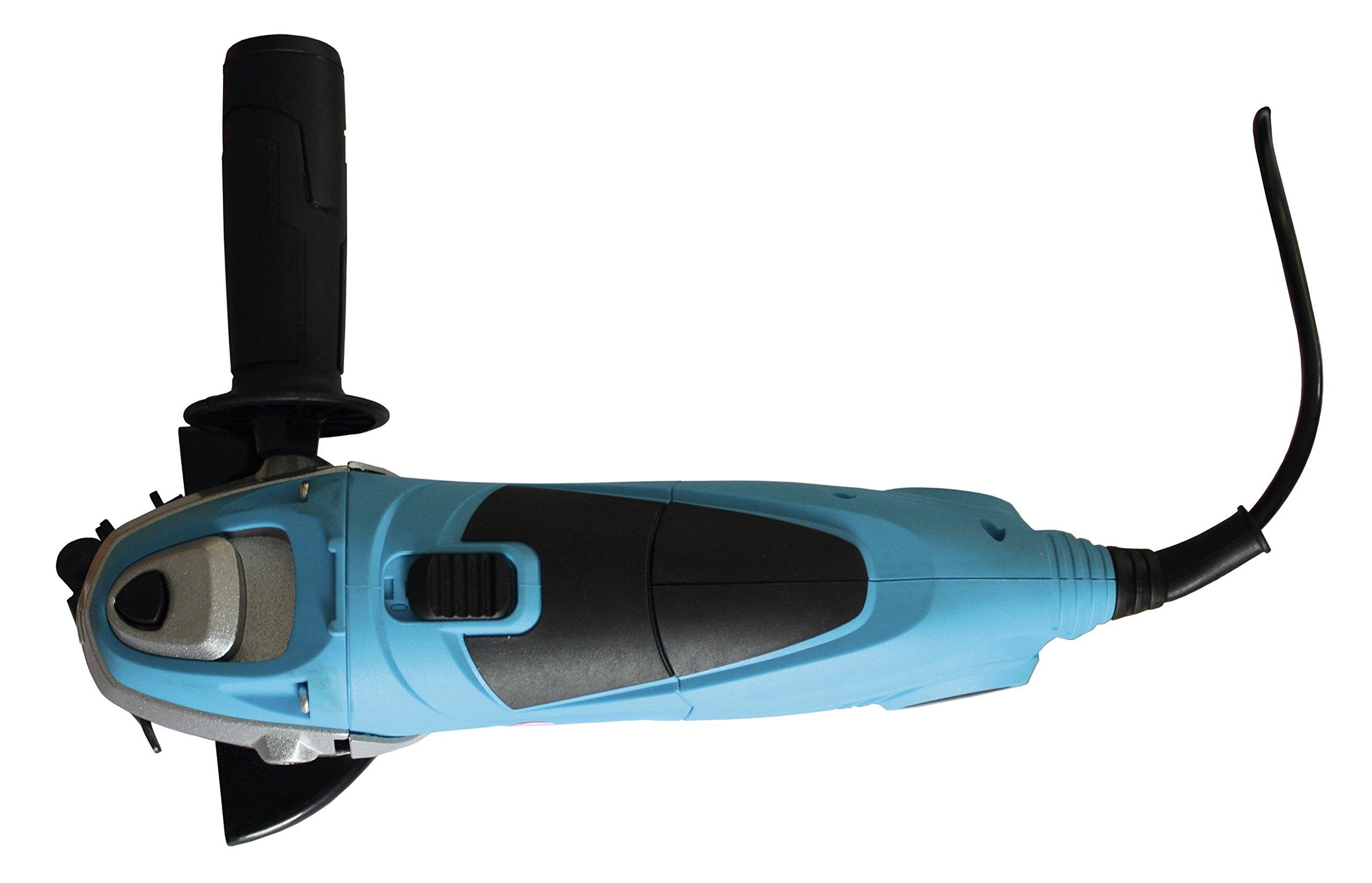 Leman LOMEU115 Amoladora, 900 W, 115 mm: Amazon.es: Bricolaje y herramientas