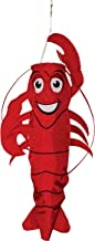 In the Breeze 3D Lobster Windsock - Hanging Outdoor Decoration
