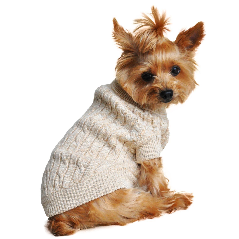 Crochet Pattern For Small Dog Sweater – Crochet Club
