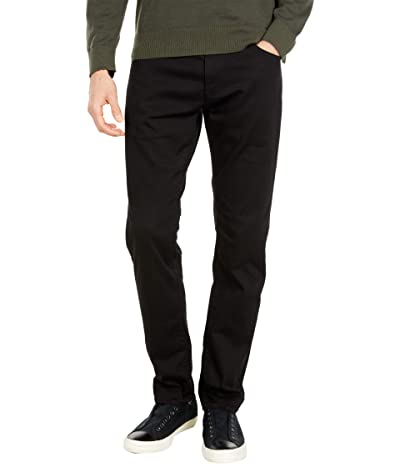 Mavi Jeans Jake Slim Leg in Double Black Supermove (Double Black Supermove) Men
