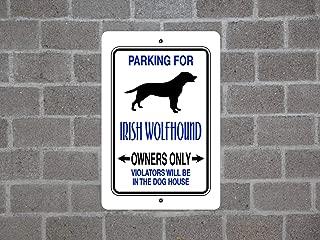 irish wolfhound bar