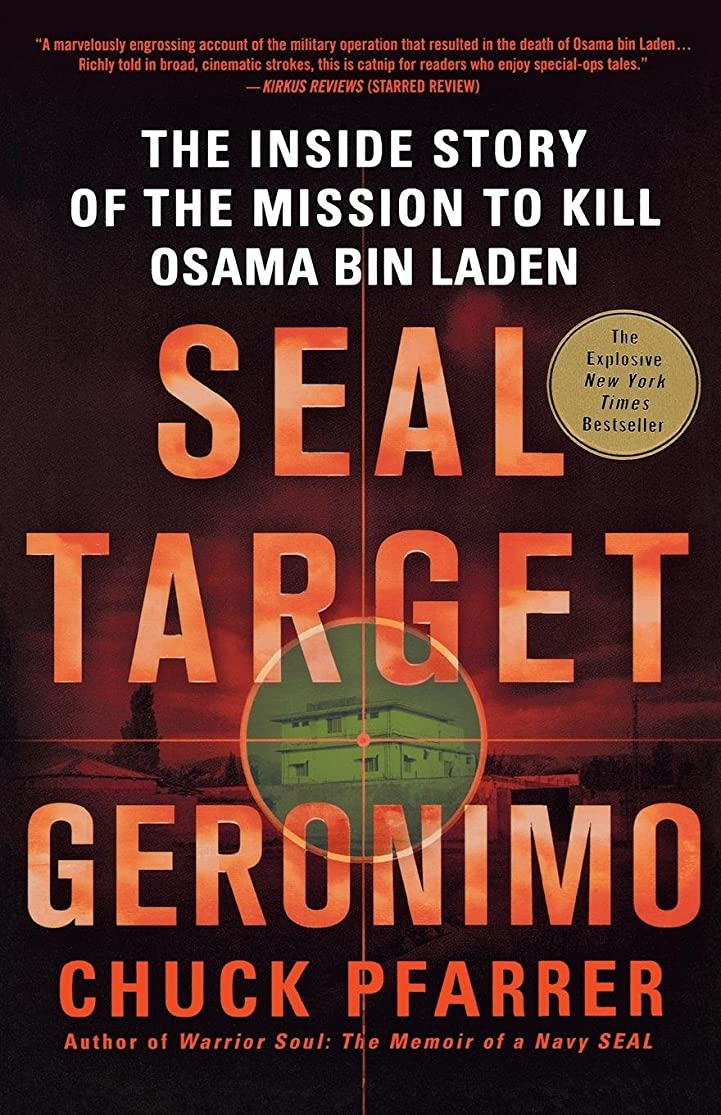 SEAL Target Geronimo: The Inside Story of the Mission to Kill Osama bin Laden izzjgbef1