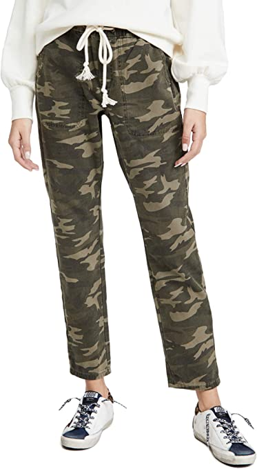One Teaspoon Women's Camo Shabbies Pants