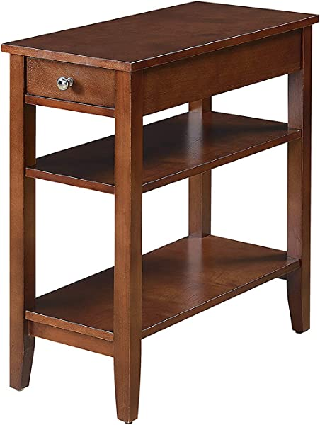 Convenience Concepts American Heritage Accent End Table Mahogany